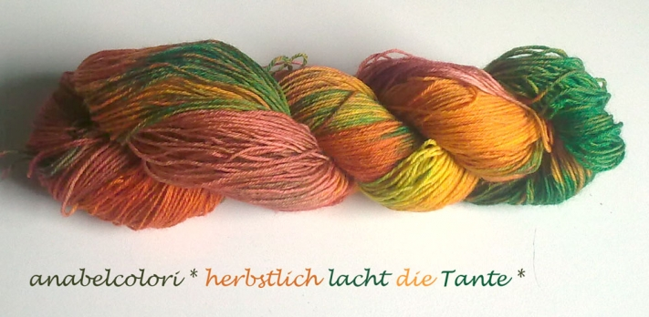 "anabelcolori ""Herbstlich lacht die Tante"""