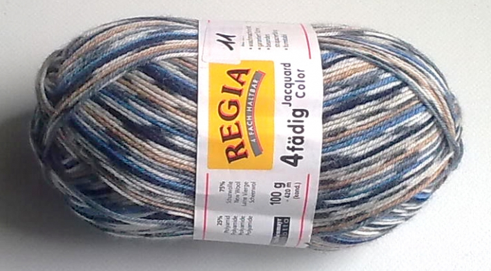 Regia Jacquard Color  #24